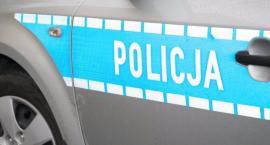 Zatrzymano sprawcę dwóch kolizji. Kierowca był pijany i próbował uciec przed policjantami