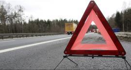 Wypadek na S7 koło Grójca. Utrudnienia w ruchu