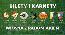 Można już kupować karnety na mecze Radomiaka w rundzie wiosennej