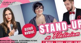 Stand Up w Kręgielni Platinium z okazji Dnia Kobiet