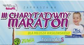 Charytatywny maraton zumby dla Miłosza Wasilewskiego