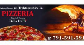 Wygraj pyszną pizzę w Bella Italia! [KONKURS]