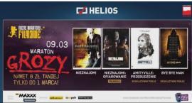 Maraton Grozy w kinie Helios. Wygraj wejściówkę! [WYNIKI]