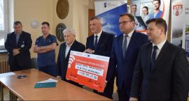 Ponad 1,5 mln zł dla oddziału kardiologicznego radomskiego szpitala [FOTO]