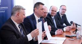 Umowa na przebudowę al. Wojska Polskiego podpisana [FOTO]
