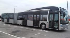 Wyjątkowo długi i pojemny. Testy nowego autobusu w Radomiu