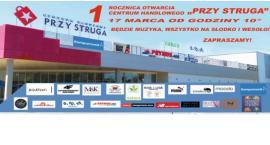Już jutro 1. rocznica otwarcia Centrum Handlowego