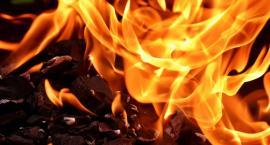 Pożar w RADPEC-u. Poparzony jeden z pracowników