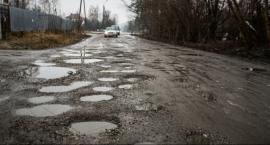 Ulica Małcużyńskiego będzie wyremontowana? Prezydent chce ją wpisać do tegorocznego budżetu