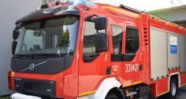 Pożar przy ul. Struga. Nie żyje jedna osoba