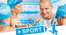 Festiwal Kinder+Sport Radość z Pływania już w najbliższą niedzielę zawita do Przysuchy!