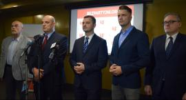 Rafał Czajkowski kandydatem na prezydenta Radomia Ogólnopolskiego Ruchu Samorządowego Bezpartyjni