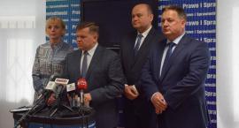 PiS apeluje do prezydenta o przyśpieszenie prac nad przetargiem ws. al. Wojska Polskiego [FOTO]