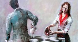 """""""Symbol i metafora"""". Wystawa prac Jerzego Cicheckiego w """"Resursie Obywatelskiej"""""""