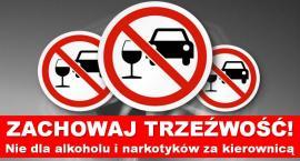 Nietrzeźwi kierowcy sprawcami zdarzeń drogowych
