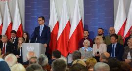 Premier Mateusz Morawiecki z wizytą w Radomiu [FOTO]