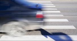 Potrącenia na przejściach dla pieszych