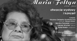 Wystawa i koncert poświęcone Marii Fołtyn