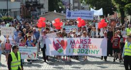 Marsz dla Życia i Rodziny przeszedł ulicami miasta [FOTO]