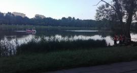 Tragedia nad zalewem Borki. Nie żyje młody mężczyzna [FOTO]