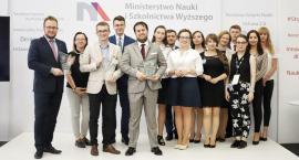 Student UTH najlepszy w Polsce!