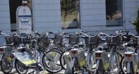 Jeździli na skradzionych rowerach miejskich. Zostali zatrzymani