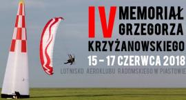 IV Memoriał Grzegorza Krzyżanowskiego