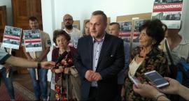 Józef Grzecznarowski na razie nie zostanie honorowym obywatelem Radomia [FOTO]