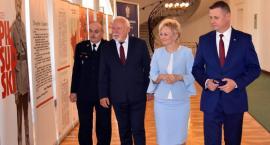 """Otwarcie wystawy """"Ojcowie Niepodległości"""" w Radomiu"""
