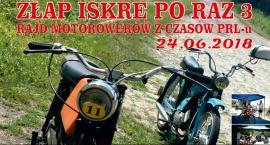 Złap Iskrę Po Raz 3 - Rajd Motorowerów z okresu PRL-u