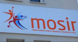 Wakacje na obiektach MOSiR