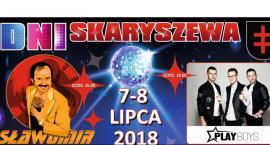 Sławomir i Playboys na Dniach Skaryszewa