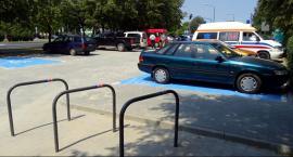 """Parking na Chrobrego w ramach """"czynówki"""""""
