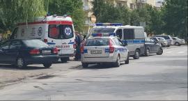 Biegający nagi mężczyzna na ul. Rapackiego w Radomiu [FOTO]