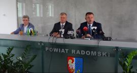 Ponad 20 mln zł na rozbudowę dróg i ścieżek rowerowych dla Powiatu Radomskiego