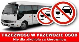Policja skontroluje kierowców autobusów