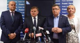 Politycy PiS: Nie zgadzamy się na dysproporcje w podziale środków unijnych [FOTO]
