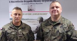 ppłk Łukasz Baranowski Dowódcą radomskich Teryrorialsów