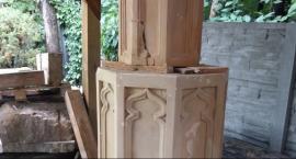 Renowacja kolejnego nagrobka na radomskim cmentarzu rzymskokatolickim [FOTO]