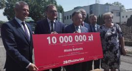 10 mln zł na trasę N-S z sejmiku województwa [FOTO]