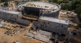 Wiemy, kiedy zakończą się prace na budowie Radomskiego Centrum Sportu