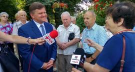 Minister Skurkiewicz: Nasze miasto musi być przychylne dla seniorów [FOTO]