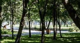 Park na Michałowie prawie gotowy