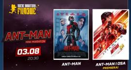 Mini Maraton Ant-mana w kinie Helios. Wygraj wejściówkę! [KONKURS]