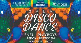 Gala Disco & Dance na finał wakacji