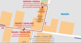 Skrócenie wariantowych kursów linii 14 do Natolina w najbliższą środę