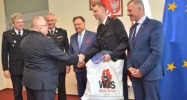 Druh Mariusz Zagożdżon strażakiem miesiąca kwietnia 2018