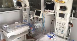 Sprzęt WOŚP dla Oddziału Neonatologii szpitala na Józefowie