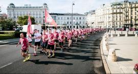 Sztafeta Niepodległości dotarła do Warszawy