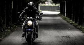Pościg za motocyklistą ulicami Radomia